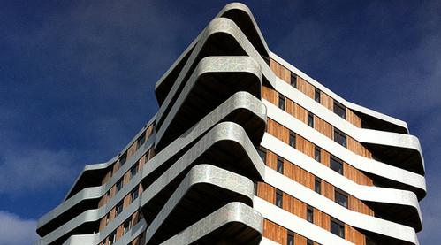 foto van het gebouw van Hart voor Hatert