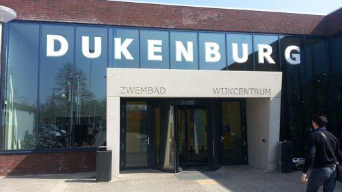 foto van wijkcentrum Dukenburg