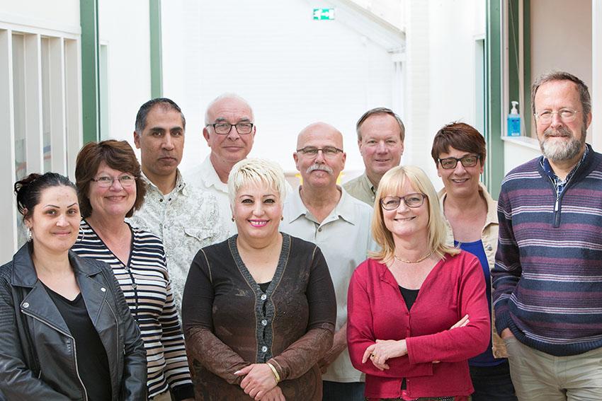 foto van medewerkers Stip Oud-West